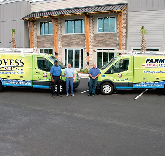 Dyess Air and Farmer's Heating & Air Conditioning