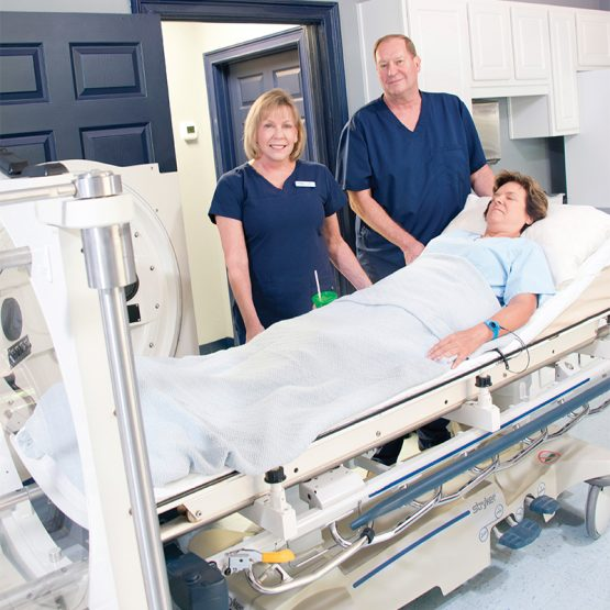 Hyperbaric Therapy of the Lowcountry